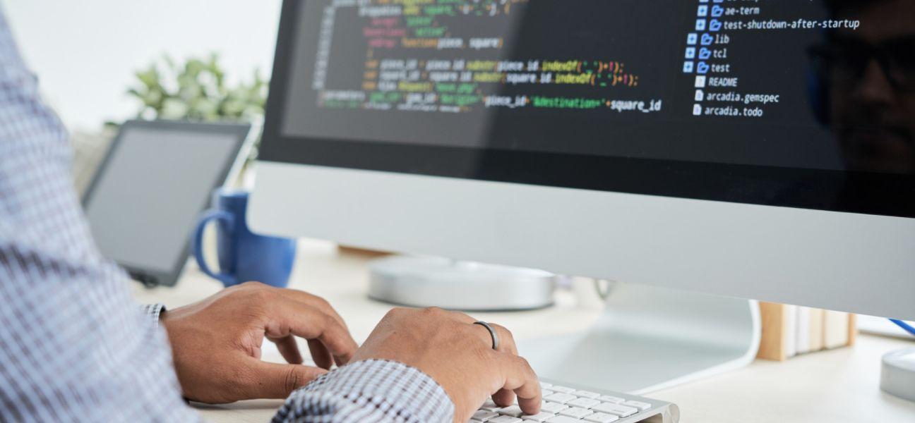 coding man